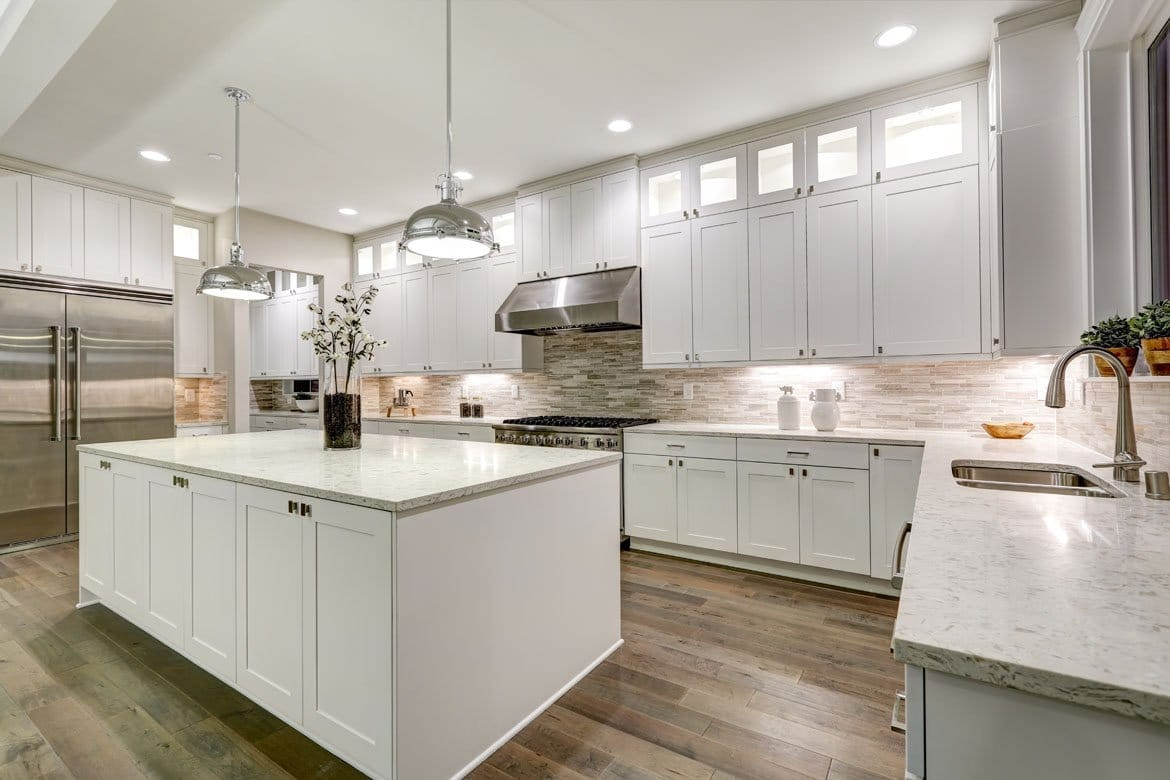 One of a kind Kitchen Remodeling Los Angeles clean design