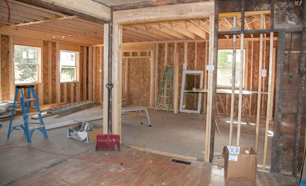 room addition contractor in Los Angeles