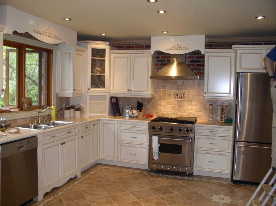 New Kitchen Remodeling Job In Orange County, CA