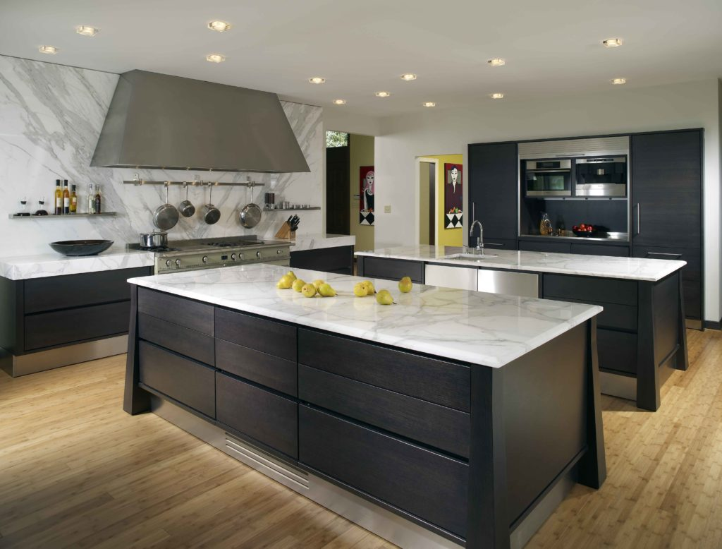 Huge Kitchen remodeling designed to have more space within the same space! In Pasadena, CA