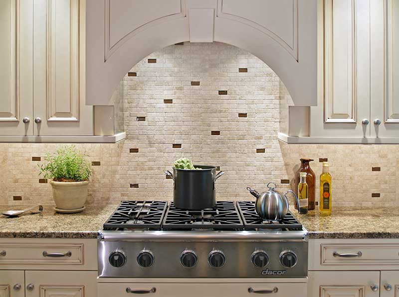 Kitchen Stoves In a New Kitchen remodeling Project In Woodland Hills, CA