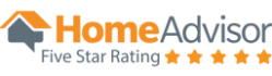 Home Advisor logo 5 stars business