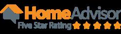 Home Advisor logo 5 stars business