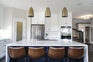 modern kitchen countertops